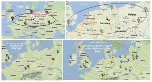 Neolithische Ursprungsgruppe Z283 der Trichterbecherkultur/Bernburger Kultur mit Zentrum im Harz (West und Ost sowie Harzer Vorland, Sachsen-Anhalt)